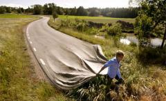 道路復旧中?