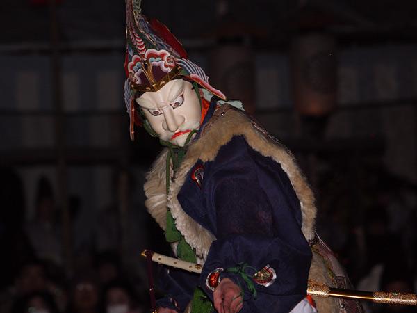 おん祭 舞楽9