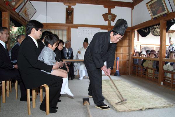 押熊八幡神社 ケイチン3