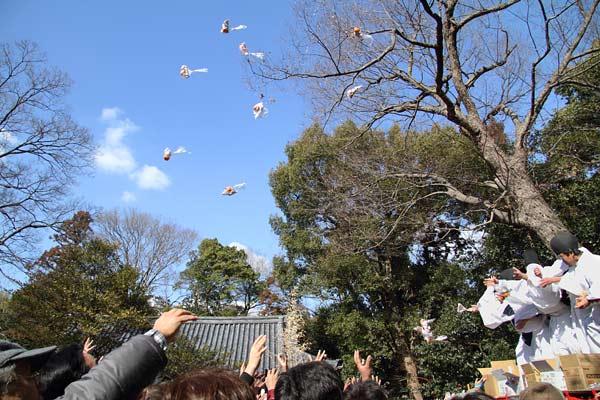 鏡作神社 御田植祭5