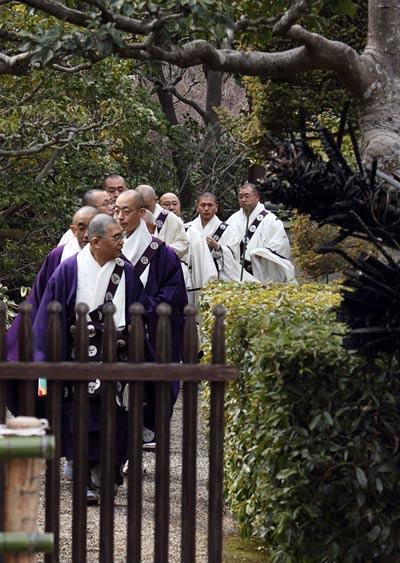 開山堂参拝2