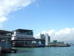 Hong26フェリーターミナル
