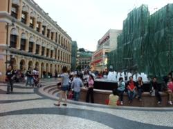 Mac62セナド広場