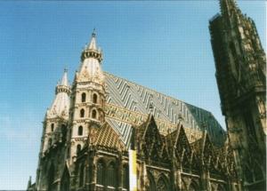 ウィーン シュテファン寺院