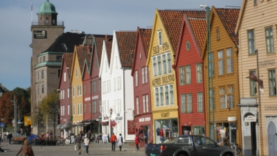 ベルゲン(ノルウェー)世界遺産