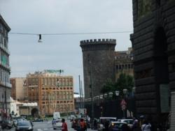 ナポリ18ヌオヴォ城