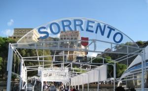 ソレント01港