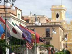 ソレント14国旗