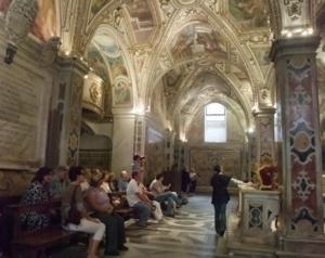 アマルフィ14地下聖堂
