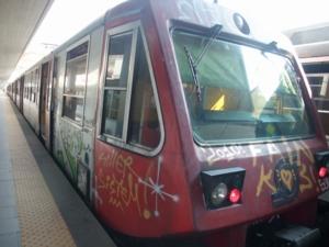ポンペイ01列車