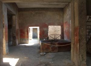 ポンペイ16ステファノ洗濯屋