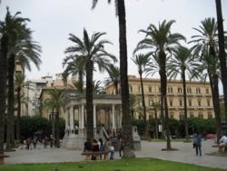パレルモ16カステルヌオーヴォ広場