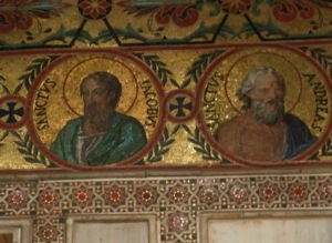 パレルモ26パラティーナ礼拝堂
