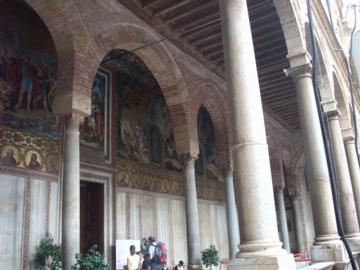 パレルモ25パラティーナ礼拝堂