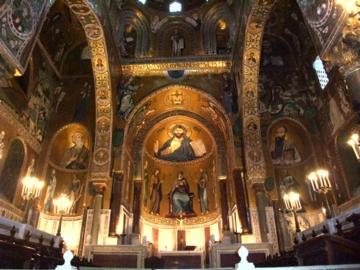 パレルモ29パラティーナ礼拝堂