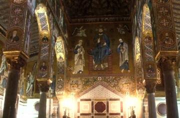 パレルモ32パラティーナ礼拝堂