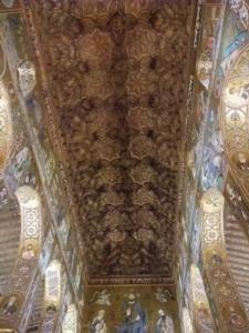 パレルモ33パラティーナ天井