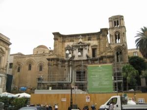 パレルモ53マルトラーナ教会