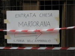 パレルモ55マルトラーナ教会