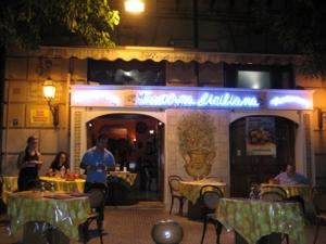 パレルモ64レストラン