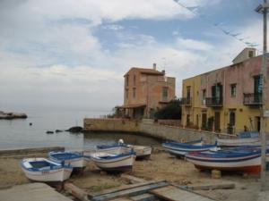 シチリア08漁師の町