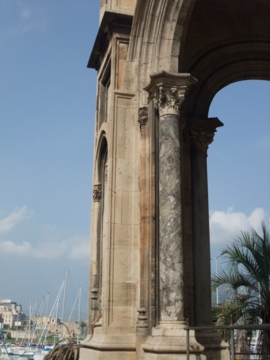 パレルモ70サンタマリアデッラカテーナ教会