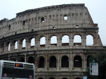 ローマ001コロッセオ