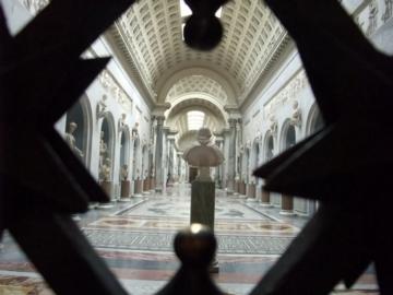 ローマ028ヴァチカン美術館