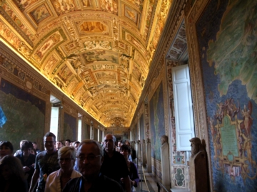 ローマ032ヴァチカン地図のギャラリー