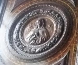ローマ037ヴァチカン無原罪のマリア