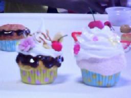 かおりカップケーキ