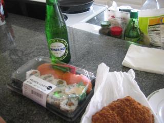 sushi !!