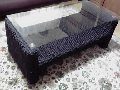 アジアンなテーブル