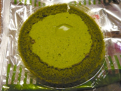 宇治抹茶ロールケーキ02