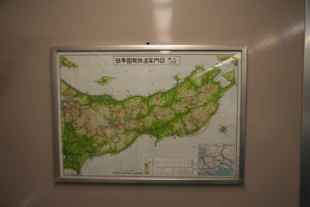 東日本地図