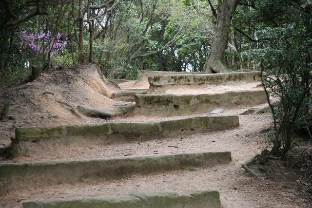 意味の無い階段