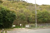 横尾山入り口