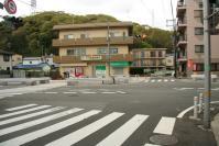 妙法寺小学校前 交差点