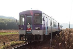 101223 サンタ列車
