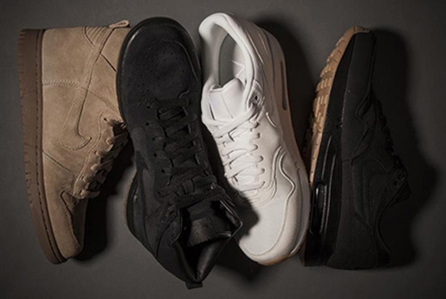 A.P.C. x Nike 2013