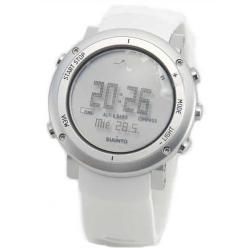 スント SUUNTO Core Pure White