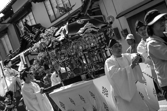 淀江 蓮華 よいとまかせ 祭り ポタリング 真名井