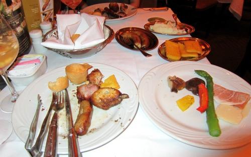 Dine in LA