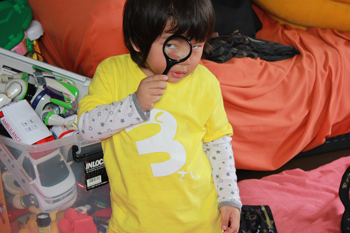 3さいTシャツ2