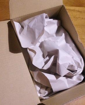 箱の中身…