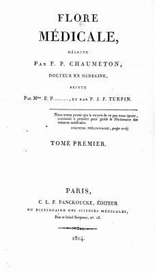 Chaumeton 1814001