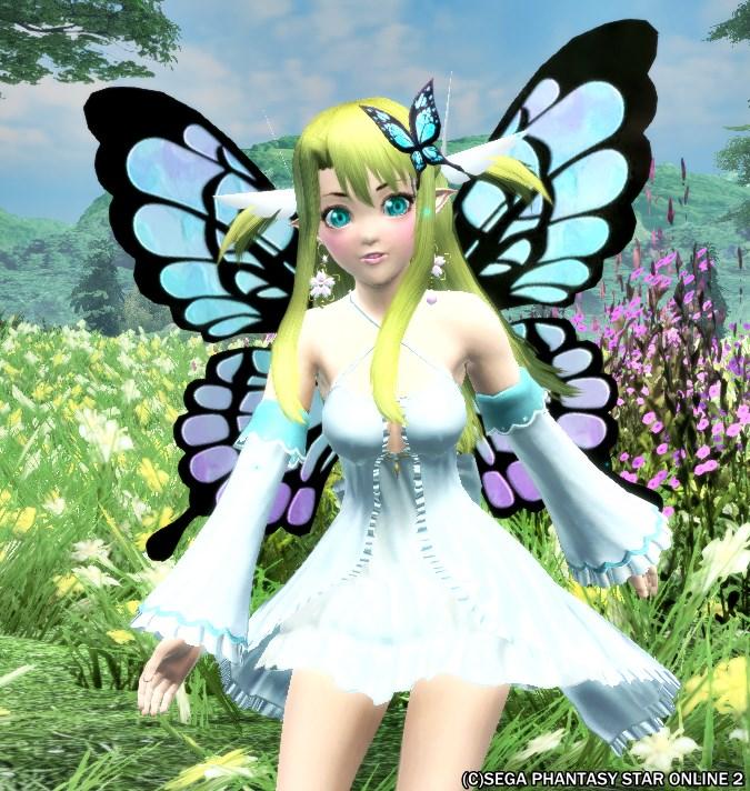 妖精さんですよ~♪