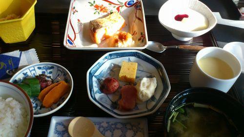 17日朝食