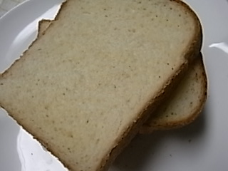 おから豆乳パン