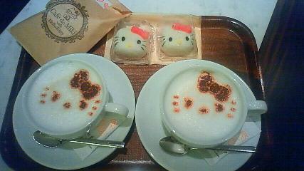 キティラテ&大福